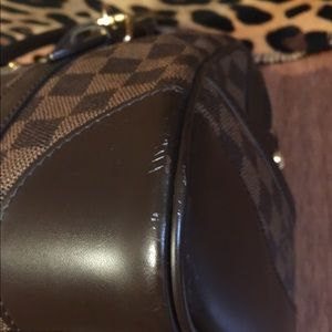 Louis Vuitton Bags - LOUIS VUITTON DAMIER EBENE BERKELEY SATCHEL BAG